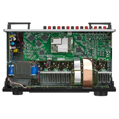 Denon-AVR-X-1500-open-uitgesneden